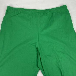 1990s Deadstock Russell Athletic Green Joggers Sweatpants Lounge Pants Size XL - Fashionconstellate.com