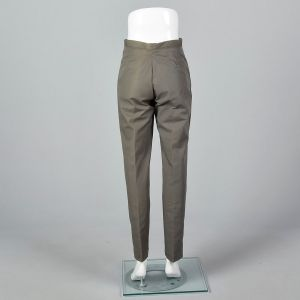 Small 1960s Mens Pants Deadstock Trousers - Fashionconstellate.com