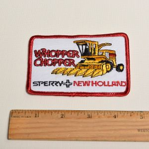 Sperry New Holland Embroidered Sew On Patch Tractor Farming Applique - Fashionconstellate.com