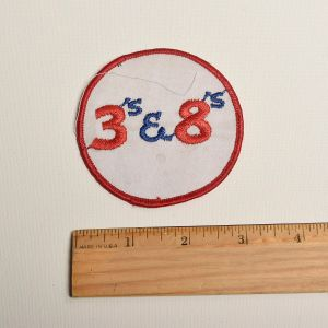 1970s Trucker Embroidered Patch Long Haul Truck Driver CB Slang Applique - Fashionconstellate.com