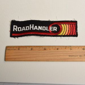 RoadHandler Sears Embroidered Sew On Patch Touring Tires Automotive Racing Applique - Fashionconstellate.com