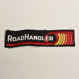 RoadHandler Sears Embroidered Sew On Patch Touring Tires Automotive Racing Applique