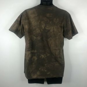 Vintage 2000s The Mountain Tie Dye Moose T-shirt King Of The Northwoods Size L - Fashionconstellate.com